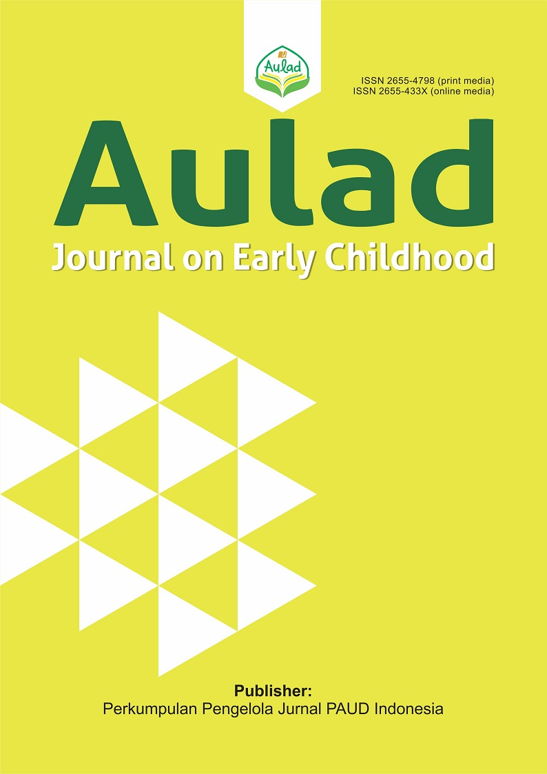 Aulad Journal on Early Childhood